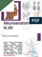 Perjalanan Nervus Fasialis Neurologi