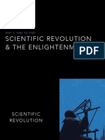 Scientific Revolution & Enlightenment