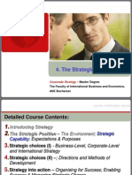4 - Corporate Strategy 2012