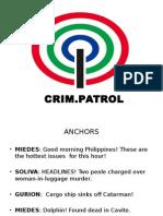 Radio Broadcast INFOMERCIAL example docx | Mindanao | Philippines