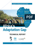 Africa's Adaptation Gap