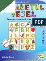 Alfabetul Vesel Educarea Comunicarii Orale Si Scrise Valeria Cinca PDF