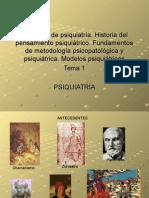 Introducciona La Psiquiatria Dr Carlos Saul Galvan Garcia 2015 UNAM