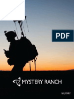 Mystery Ranch Military Catalog 2015