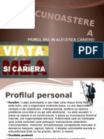 Autocunoastere-profesia