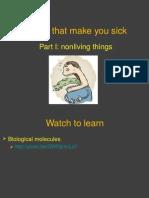 Things That Make You Sick