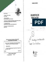 Bourdieu - Escola Conservadora