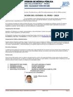 Pdte, Peru, Region Piura, Congresistas, y Todo