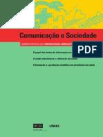 Comunicação e Sociedade - Volume Especial
