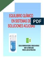 1 Agua SolucionesAcuosas