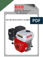 BICO Instrukcja Jl168f-i