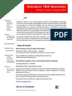 RLT&W Newsletter Volume 1 Issue 2