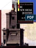 Pierre Rosanvallon- the New Social Question Reth