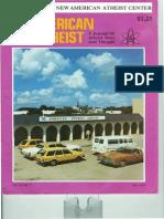 American Atheist Magazine July 1977