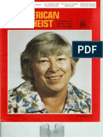 American Atheist Magazine Feb 1977