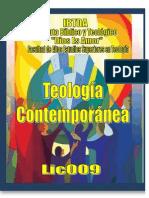 Dios Es Amor - Teología Contemporanea