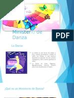 Ministerio de Danza