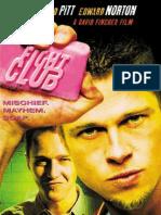 Recensione Personale Fight Club [ITA]