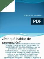 Prevencion psicologica en dialisis