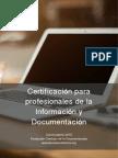 Brochure Certificacion