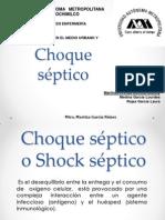 choque séptico