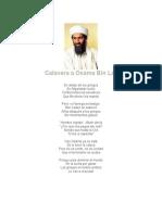 Calavera a Osama Bin Laden
