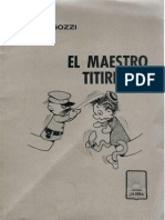 El Maestro Titiritero SozziSozzi
