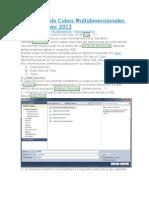 Construyendo Cubos Multidimensionales en SQL Server 2012