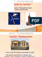 Xango Presentation (English)