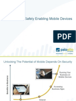 Safely Enabling Mobile Devices With GlobalProtect