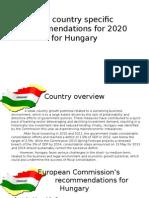 Hungary 2020