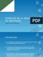 Modelos de La Ingeniería de Software
