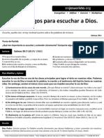 HCV - Cinco Enemigos Para Escuchar a Dios -11Ene2015