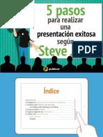 Presentación SteveJobs