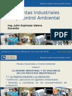 La Higiene Industrial y Su Vigilancia en Los Procesos Industriales