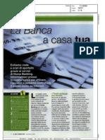 La banca a casa tua (Il Mio Computer, 01-11-2009)