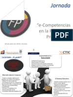 ECompetencias Documento Base