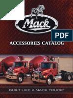 Mack Accessories Catalog