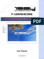 F-10HD4CORE MANUAL