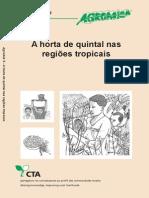 A Horta de Quintal Nas Regioes Tropicais