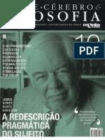 A Redescrição Pragmática Do Sujeito - James; Dewey; Rorty; Davidson