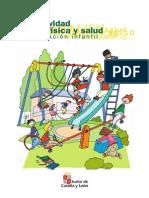 Actividad Física Salud Infantil