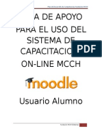 Manual de Usuario Capacitaciones MCCH