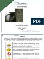 Recomendaciones y Procedimientos Cuartos de Maquinas Navarra