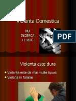 Violenta Domestica