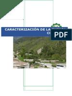CARACTERIZACION DE MICROCUENCA COLLCAQUE