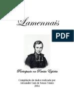 Félicité Robert de Lamennais Na Revista Espírita (1860-1869)