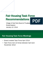 HOPE Fair Housing documents