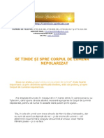 Se Tinde Si Spre Corpul de Lumina Nepolarizat 110106051627 Phpapp02