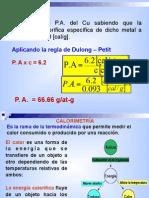 Pesos Atomicos